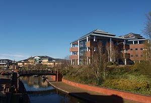 The Landmark, Waterfront West, Brierley Hill - Click for more details